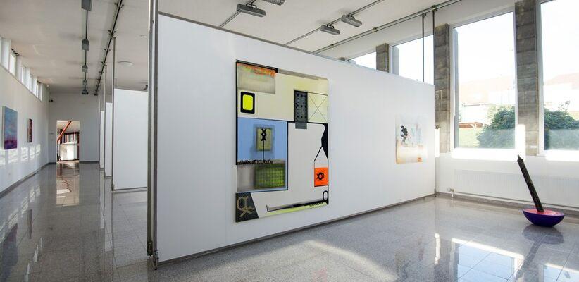 Wasteland, installation view