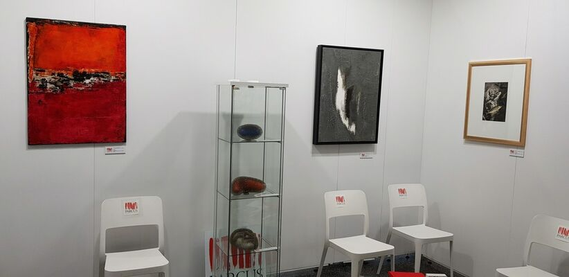 The Discovery Art Fair - Frankfurt - Germany, installation view