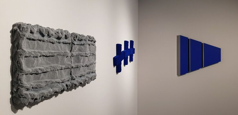 Dep Art Gallery  at PAN Amsterdam 2018, installation view