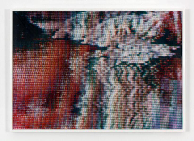 Tauba Auerbach, 'Static 17', 2009