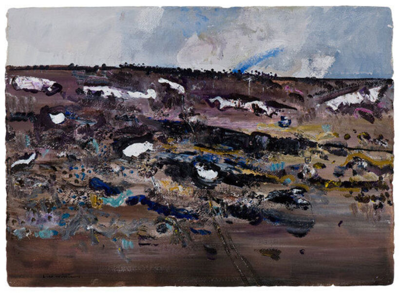 Fred Williams, 'Perisher Valley', 1975