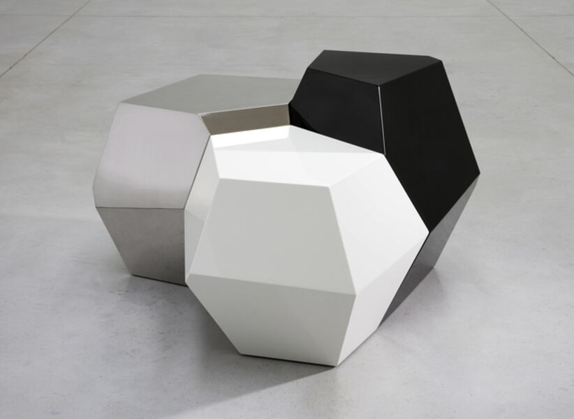 Mattia Bonetti, 'Side Tables 'Polyhedral'', 2004