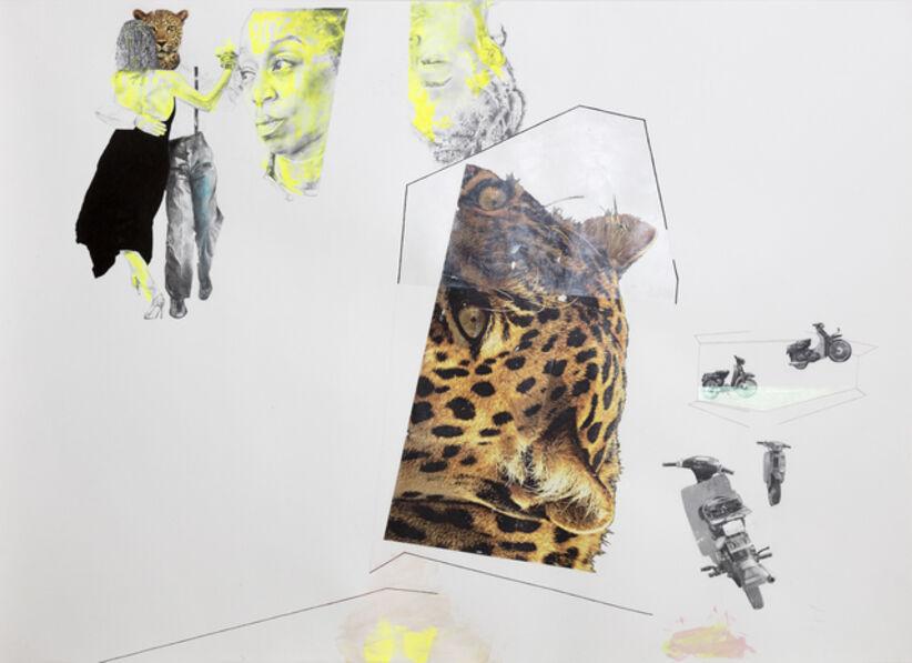 Ruby Onyinyechi Amanze, 'pas de deux', 2020