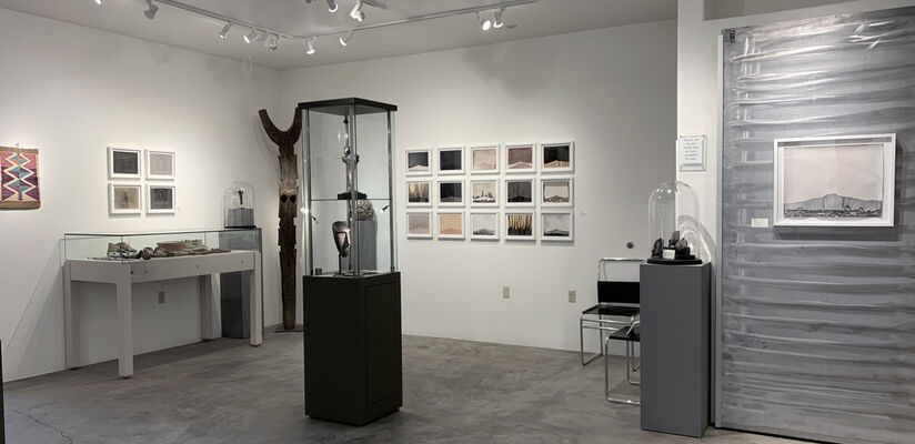 Caitlyn Soldan - Desertscapes : Altered Views of New Mexico, installation view