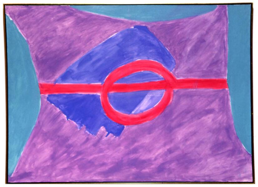 John Meredith, 'Passage ', 1983