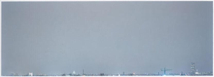 Kunihiko Katsumata, 'Skyline 101070', 2004