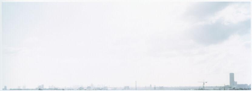 Kunihiko Katsumata, 'Skyline 101110', 2004