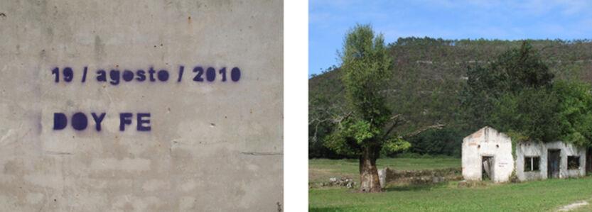 Raúl Hevia, 'Lost Year's Words - 19 de agosto', 2011