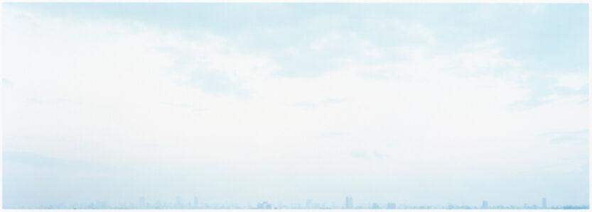 Kunihiko Katsumata, 'Skyline 101620', 2008