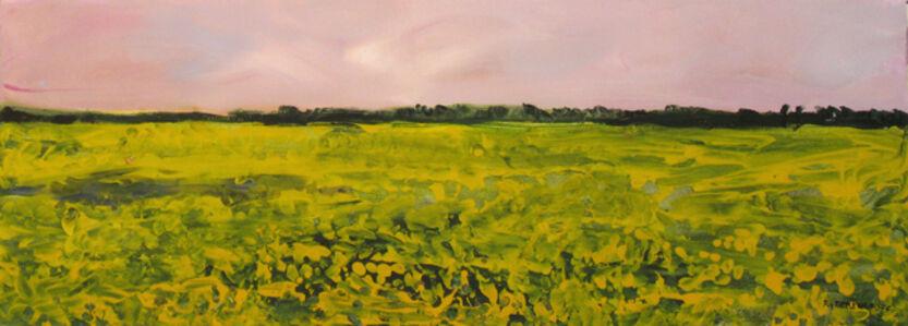 Rebecca Perehudoff, 'Canola Field', 2007