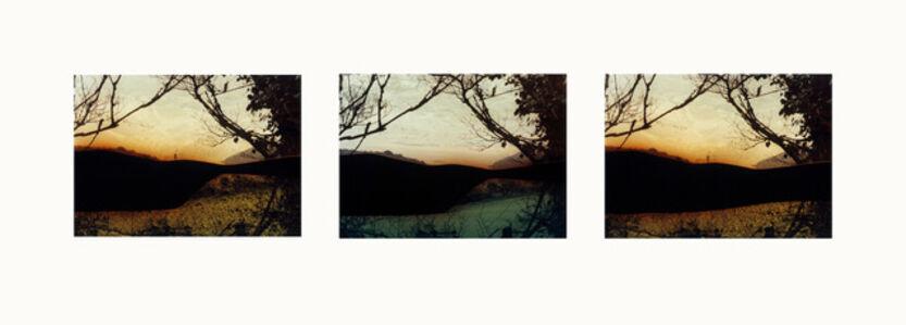 Dafna Talmor, 'Untitled (0405) [Studies 1-3]', 2012