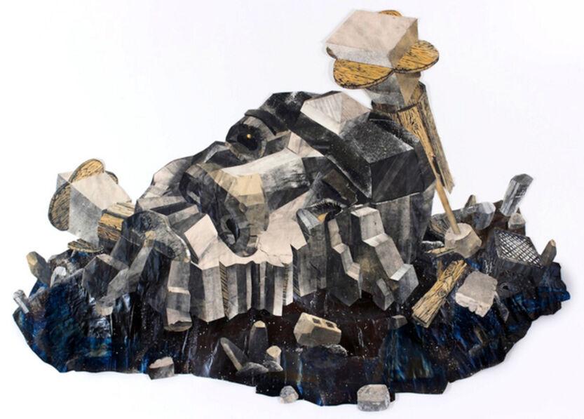 Yashua Klos, 'The Face on Mars', 2009