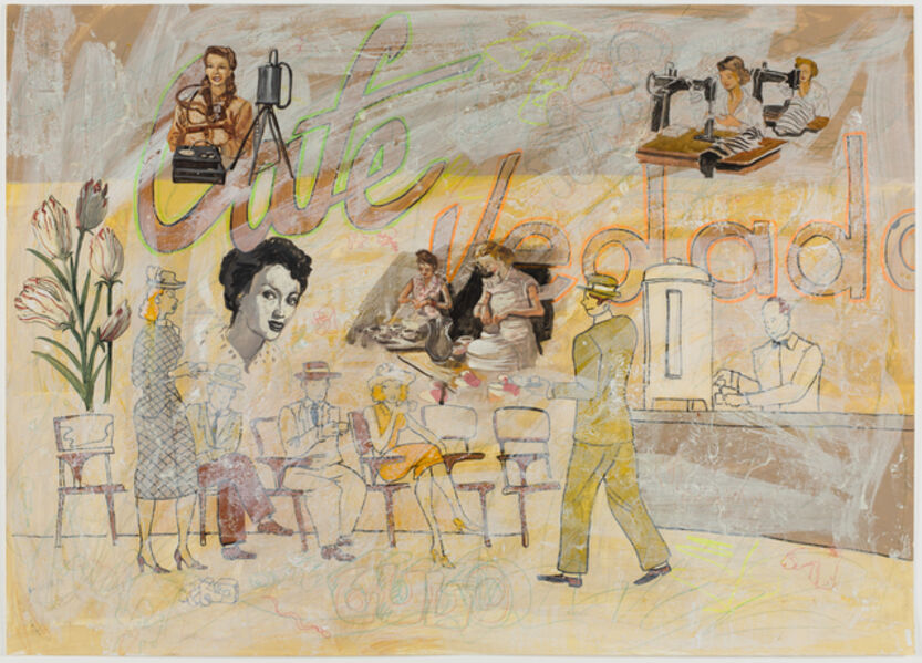 Douglas Perez Castro, 'Vedado (No. 21)', 2006
