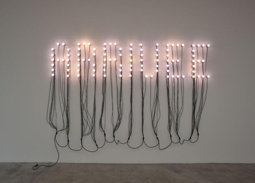 Christian Boltanski, 'Départ - Arrivée (Departure - Arrival)', 2015