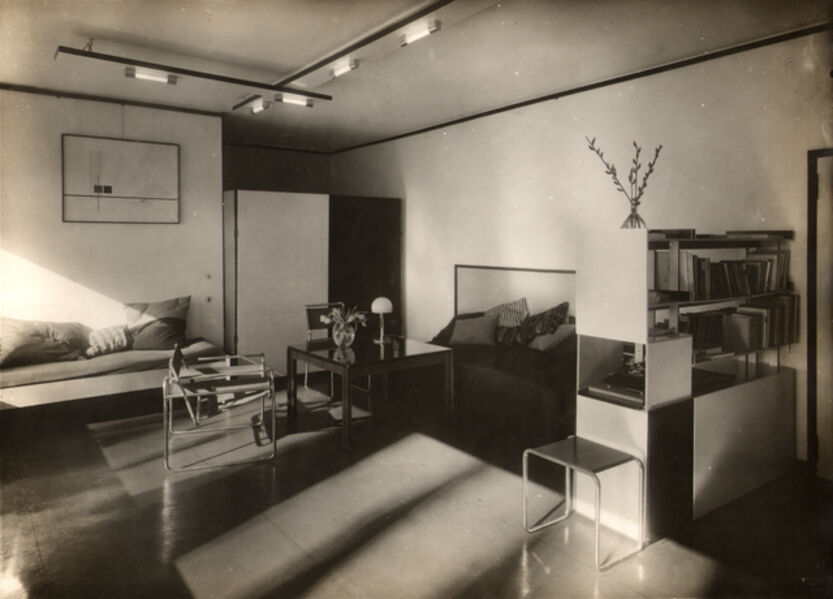 Walter Gropius, 'Masters' House Interior', 1925-1932