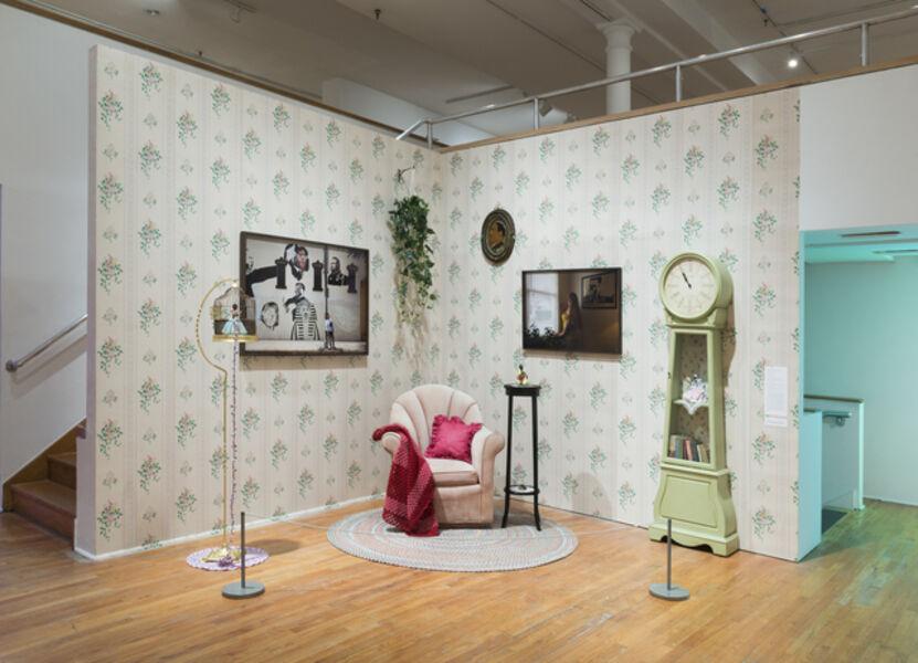 Genevieve Gaignard, 'site-specific installation', 2017