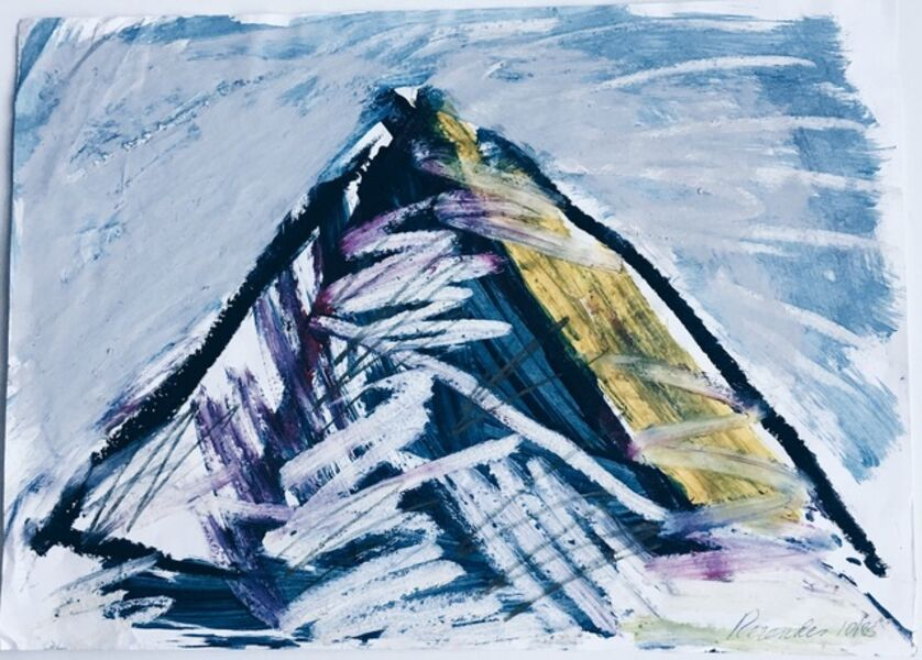 Joyce Rezendes, 'Egypt', 1985
