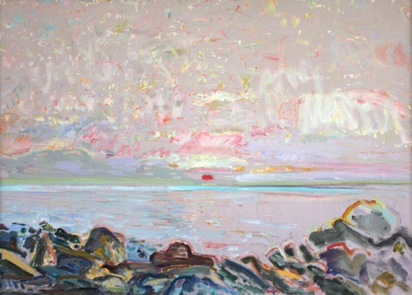 Bernard Chaet, 'Sunrise ', 1983