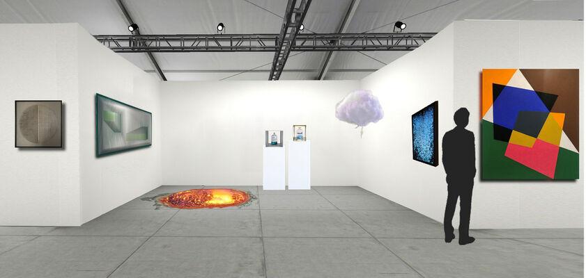 Mark Hachem Gallery at Palm Beach Modern + Contemporary  |  Art Wynwood, installation view