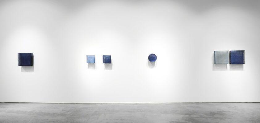 Matrix III - Time . Space . Human, installation view