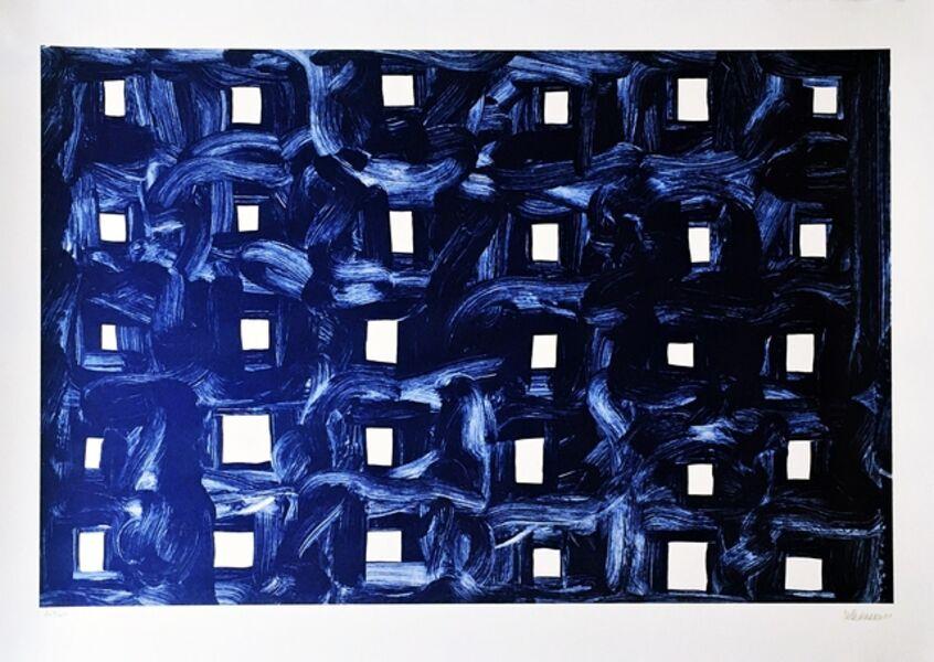 Mary Heilmann, 'The Sound of White Water', 2000
