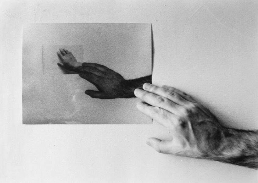 Peter Weibel, 'Die Endlose Handkette', 1972