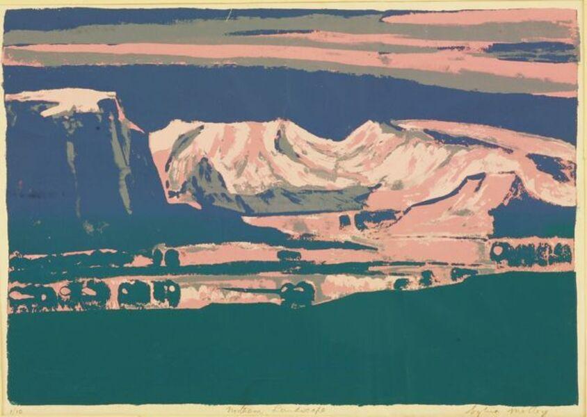 Sylvia Molloy, ''NORTHERN LANDSCAPE''