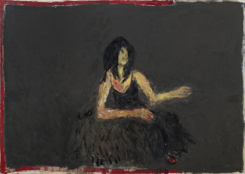 Susan Rothenberg, 'Pianist Playing Schubert ', 2019