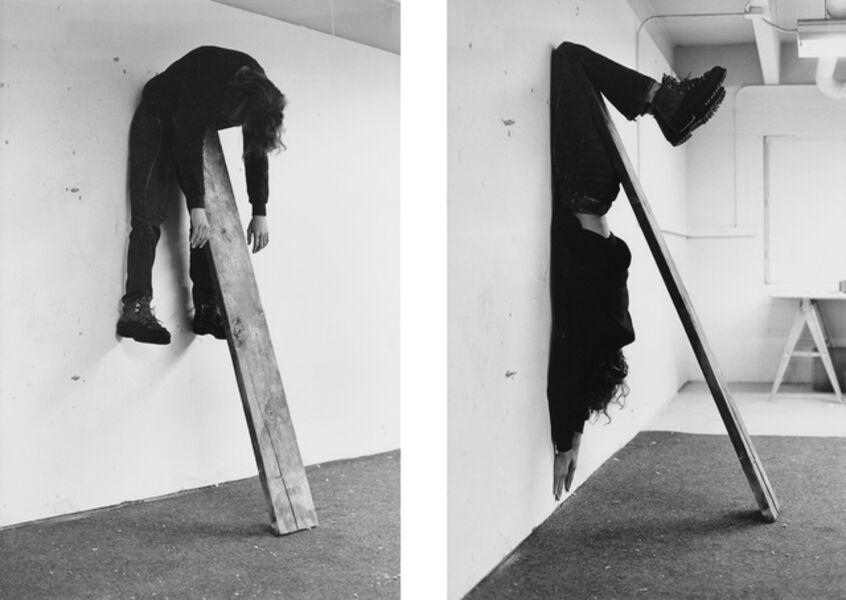 Charles Ray, 'Plank Piece I–II', 1973