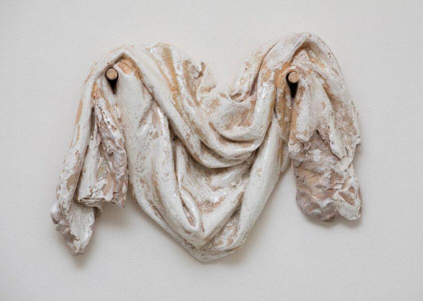Malia Jensen, 'Pale Drape,', 2018
