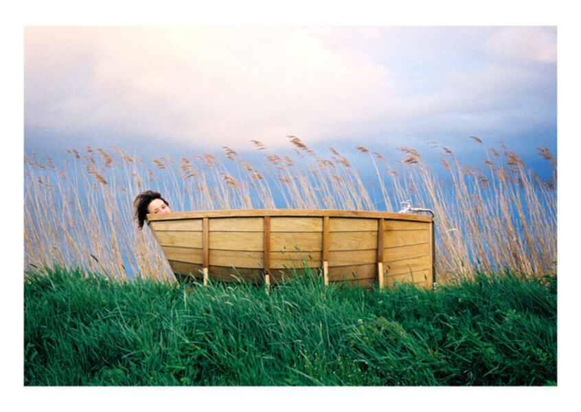 Wieki Somers, 'Bathboat Tub', 2005