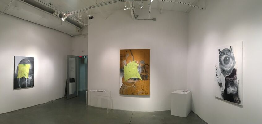 NOOL, installation view