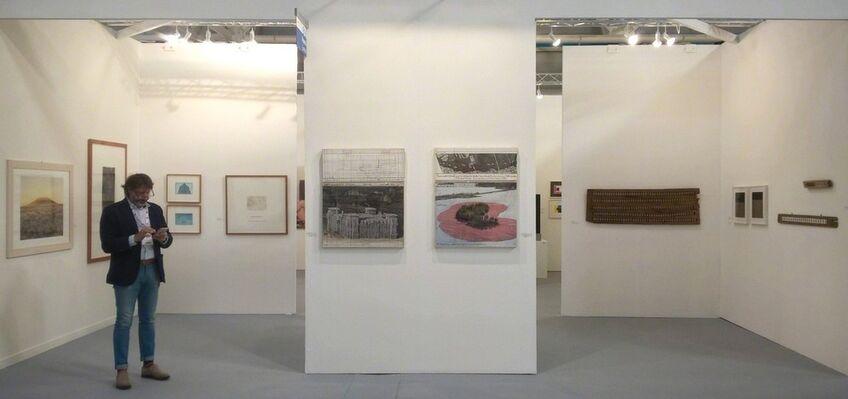 Repetto Gallery at Arte Fiera 2017, installation view