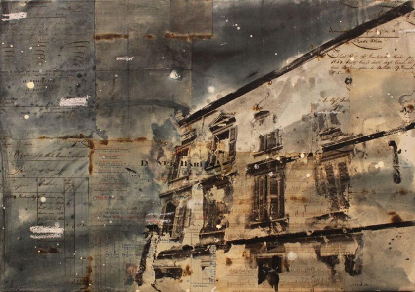 Daniele Cestari, 'Il palazzo del re', 2018