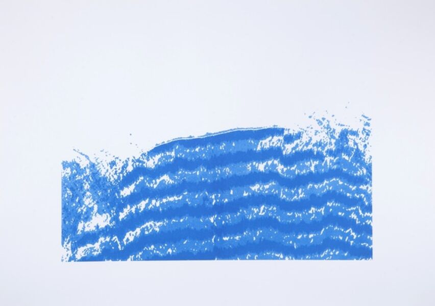 Meredith Starr, 'Tangled Up in Blue', 2014