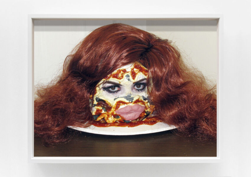 Jaimie Warren, 'Self-portrait as Lasagna Del Rey by thestrutny', 2012