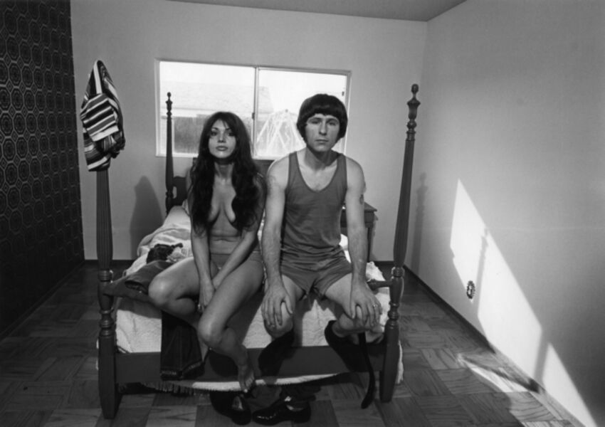Bill Owens, 'We feel most people have the wrong attitude towards sex, that it's nasty and to be done only in the dark. With us sex takes care of itself', 1972