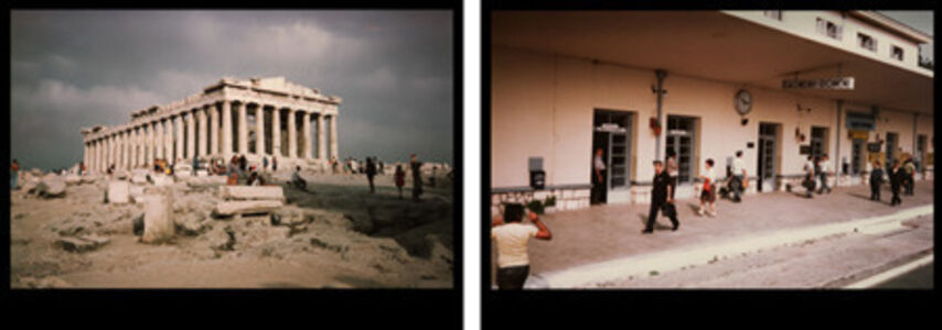 Eve Sonneman, 'The Instant and the Moment, Greece', 1977