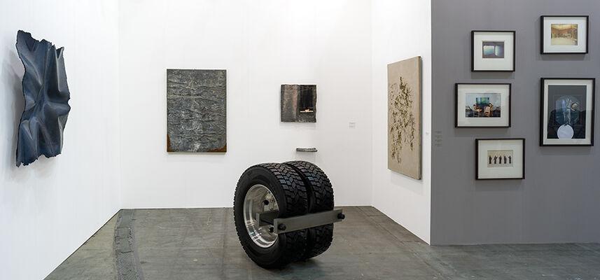 Repetto Gallery at Artissima 2019, installation view