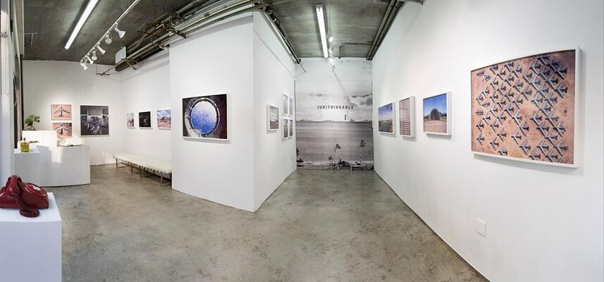 (UN)THINKABLE, installation view