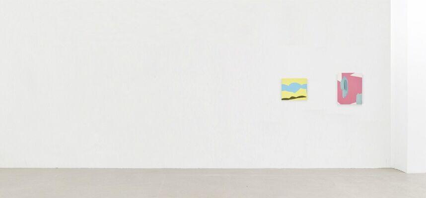 Helmut Dorner: Ein Sommer wie ein Tag, installation view