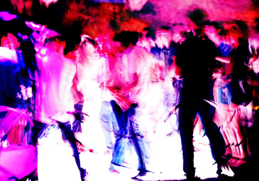 Mikhail Baryshnikov, 'Untitled #14 Disco', 2006