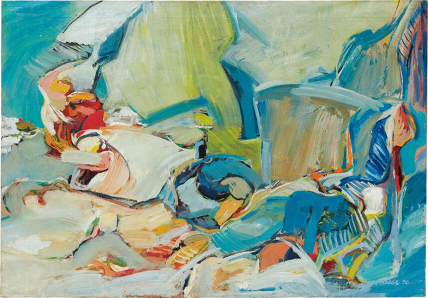 Eva Hesse, 'Untitled', 1956