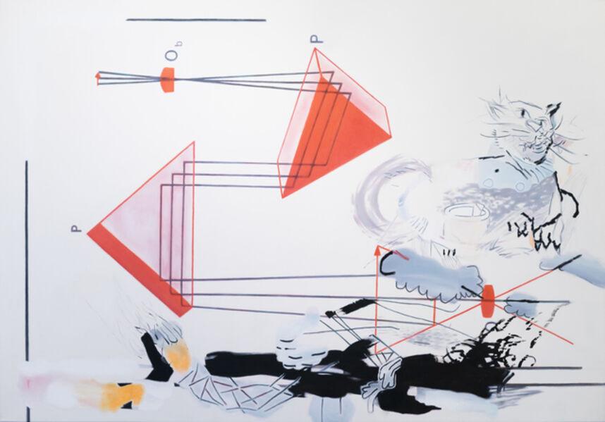 Rafael Carneiro, 'Gato', 2019