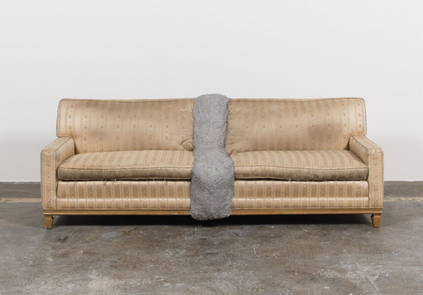 Rodney McMillian, 'Couch', 2012