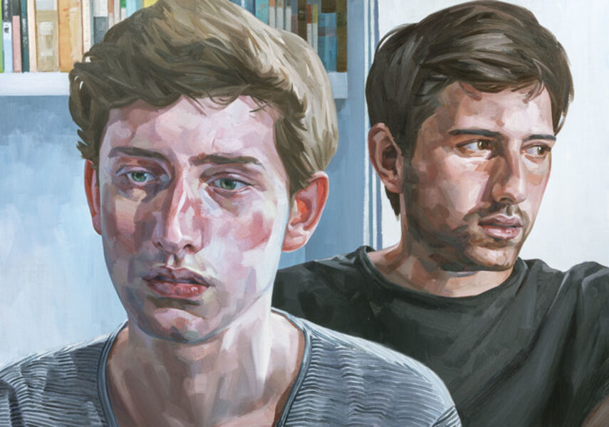 Tai-Shan Schierenberg, 'Brothers', 2019