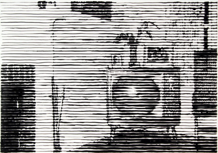Charles Buckley, 'Grandma's TV', 2020
