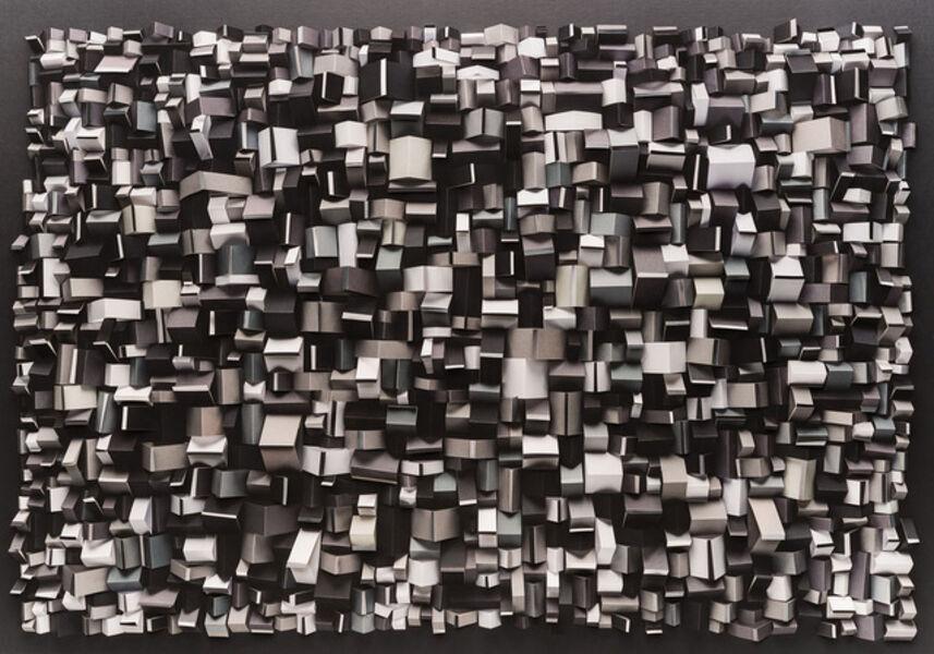 Christiane Feser, 'Partition 42', 2015
