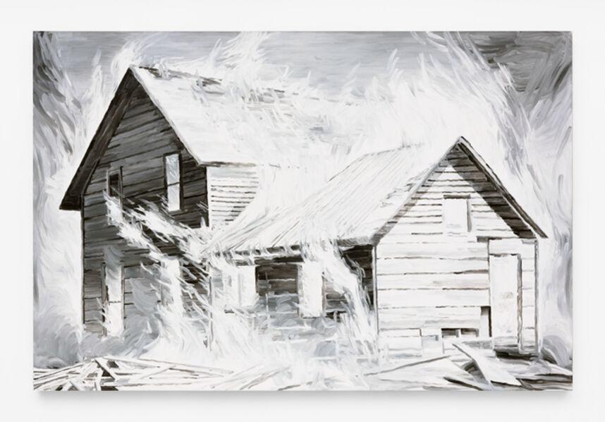 Cynthia Daignault, 'Elegy (House on Fire)', 2019