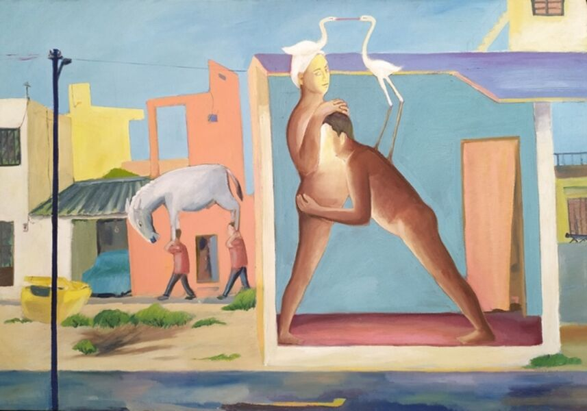 K. P. Reji, 'Untitled ', 2004